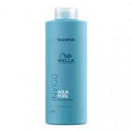 Шампунь очищающий Wella Professional Aqua Pure 1000мл: фото
