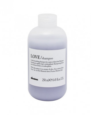 Шампунь для разглаживания завитка Davines LOVE/ lovely smoothing shampoo 250 мл: фото