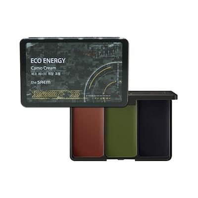 Крем-камуфляж THE SAEM Eco Energy Camo Cream 5гр*3: фото