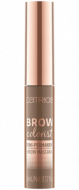 Тушь для бровей CATRICE Brow Colorist Semi-Permanent Brow Mascara 015 SOFT BRUNETTE: фото