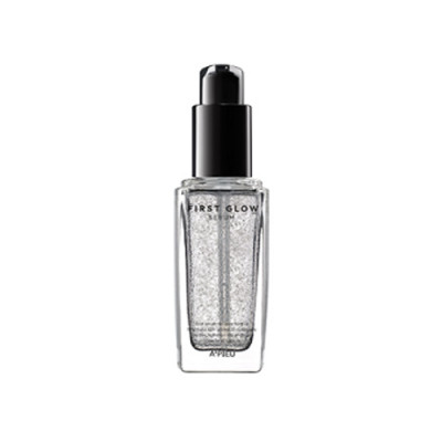База-сыворотка под макияж сияющая A'PIEU First Glow Serum (No.2/Volume Fit) 35гр