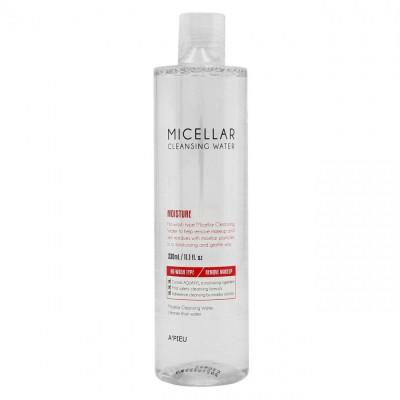Мицеллярная вода A'PIEU Micellar Cleansing Water Moisture 330мл: фото