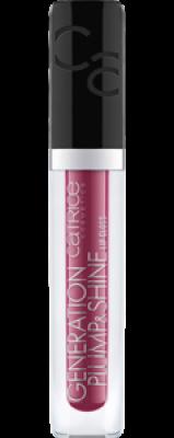 Блеск для губ CATRICE Generation Plump & Shine Lip Gloss 080 BOLD RUBY
