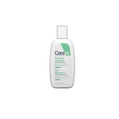 Гель очищающий для нормальной и жирной кожи лица и тела CeraVe 88мл: фото