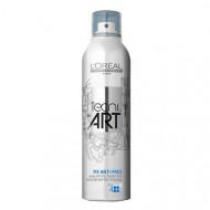 Спрей сильной фиксации с защитой от влаги L'Oréal Professionnel Tecni.Art Fix Anti-Frizz 250мл: фото
