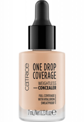 Консилер CATRICE One Drop Coverage Weightless Concealer 010 LIGHT BEIGE
