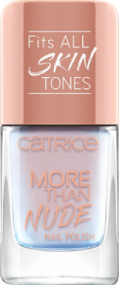 Лак для ногтей CATRICE More Than Nude Nail Polish 03 UMINESCENT LAVENDER