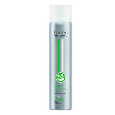 Спрей для волос без аэрозоля сильной фиксации Londa Professional Styling SPRAY SHAPE 250мл: фото