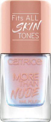 Лак для ногтей CATRICE More Than Nude Nail Polish 04 SHIMMER PINKY SWEAR