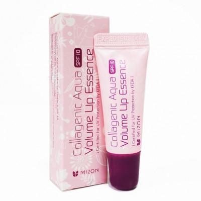 Эссенция для губ с коллагеном MIZON Collagen Aqua Volume Lip Essence: фото