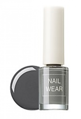 Лак для ногтей THE SAEM Nail wear 64. boston grey 7мл
