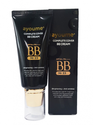ВВ-крем AYOUME COMPLETE COVER BB CREAM №23 50мл