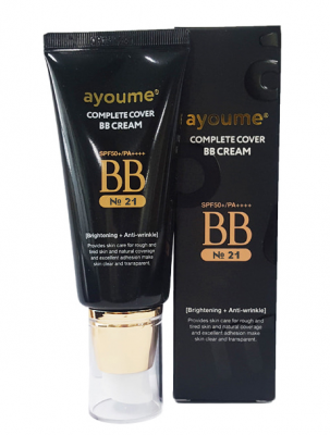 ВВ-крем AYOUME COMPLETE COVER BB CREAM №21 50мл