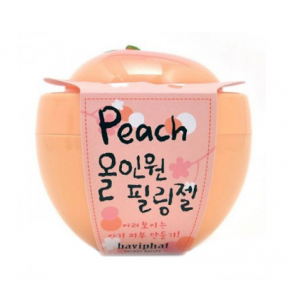 Бальзам для губ персик Baviphat Urban Dollkiss Peach Soft Lip Balm 6г: фото