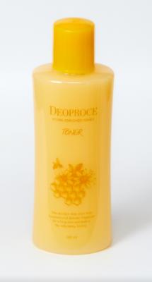 Тонер для лица питательный с экстрактом меда DEOPROCE HYDRO ENRICHED HONEY TONER 380ML: фото