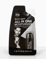 Крем для лица 3в1 мужской DERMAL YEPPEN SKIN BUSY MEN ALL IN ONE MOISTURIZER 15г*10шт: фото