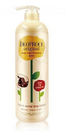 Шампунь-бальзам 2в1 камелия DEOPROCE ORIGINAL ESSENCE 2IN1 SHAMPOO CAMELLIA 1000мл: фото