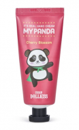 Крем для рук Цветы вишни Baviphat Urban Dollkiss It's Real My Panda Hand Cream #02 CHERRY BLOSSOM 30г: фото