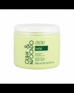 Маска увлажняющая для волос с маслами авокадо и оливы Kapous Professional 500 мл: фото