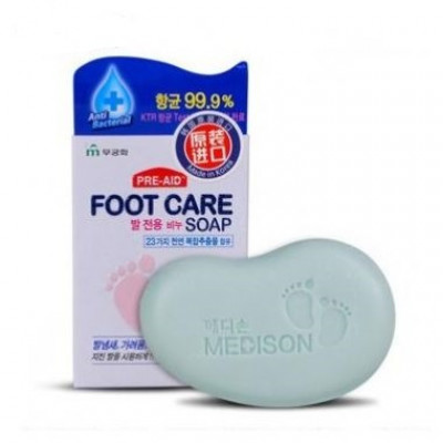 Мыло для ног Mukunghwa Foot Care Soap 77г: фото