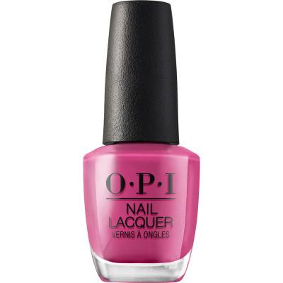 Лак для ногтей OPI LISBON NLF81 No Turning Back From Pink Street 15 мл: фото