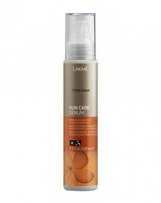 Сыворотка для поврежденных солнцем кончиков волос SUN CARE SERUM 100 мл: фото