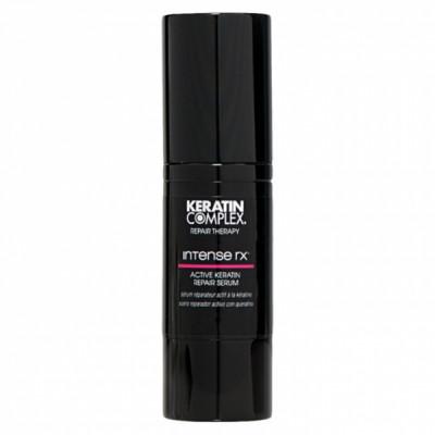 Сыворотка для восстановления волос Keratin Complex Intense Rx Active Keratin Repair Serum 30мл: фото