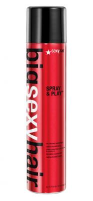 Cпрей для объема SEXY HAIR Spray & Play Volumizing Hairspray 300мл: фото
