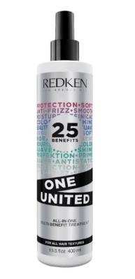 Спрей-эликсир Мультифункциональный Redken One United Elixir 400мл: фото