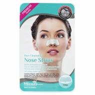 Полоски для очищения пор в области носа MBEAUTY PORE CLEANSING NOSE STRIPS, 3шт: фото
