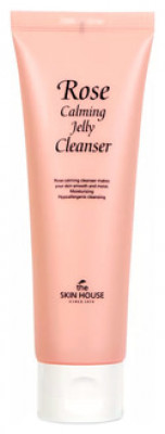 Гель для умывания THE SKIN HOUSE Rose Calming Jelly Cleanser 120мл: фото
