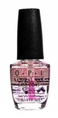 Покрытие базовое для натуральных ногтей OPI Natural Nail Base Coat 15 мл