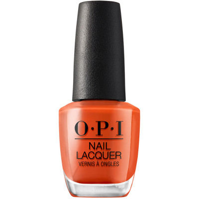 Лак для ногтей OPI FALL19 Suzi Needs a loch-smith 15 мл