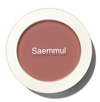 Румяна THE SAEM Saemmul Single Blusher RD05 Rose Ground 5гр
