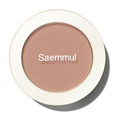 Румяна THE SAEM Saemmul Single Blusher PK07 Breeze Muhly 5гр