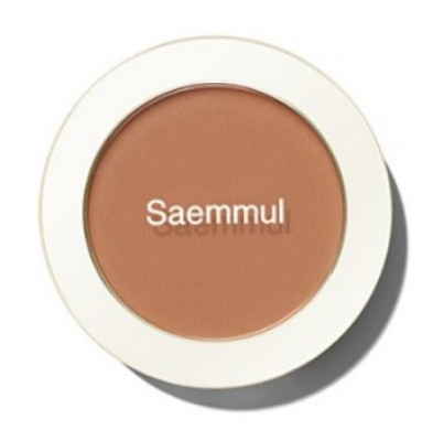 Румяна THE SAEM Saemmul Single Blusher OR05 Brick Orange 5гр