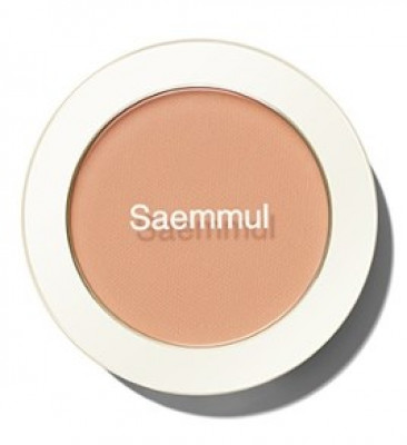 Румяна THE SAEM Saemmul Single Blusher CR06 Desert Peach 5гр