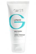 Крем увлажняющий для жирной и проблемной кожи GiGi LIPACID Moisturizer 250 мл: фото