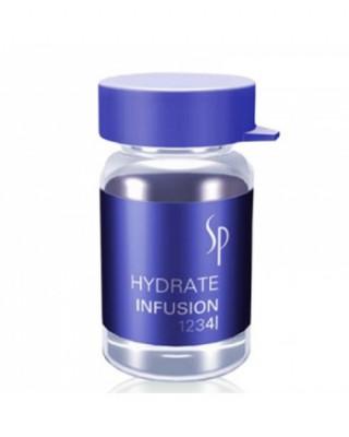 Эликсир для увлажнения волос System Professional Wella Hydrate Infusion 5мл*6: фото