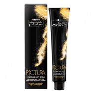 Мягкая крем-краска Hair Company INIMITABLE COLOR PICTURA Coloring Soft Cream 6 Орех 100мл: фото