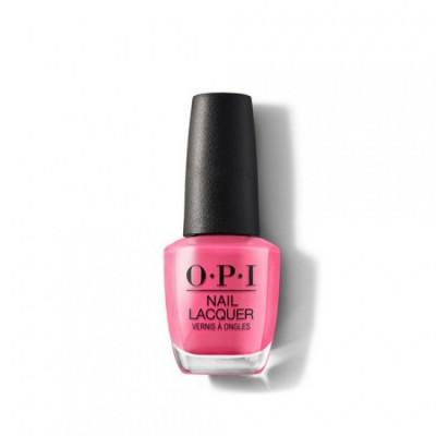 Лак для ногтей OPI CLASSIC Hotter Than You Pink NLN36 15 мл