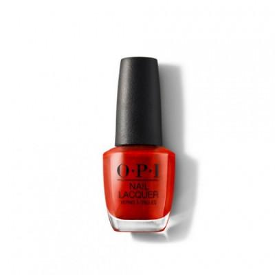 Лак для ногтей OPI CLASSIC Gimme A Lido Kiss NLV30 15 мл