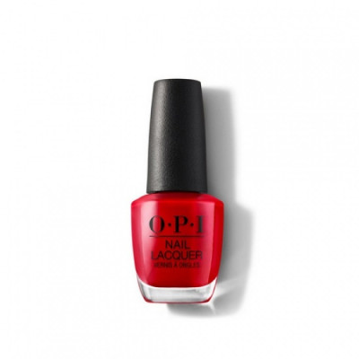 Лак для ногтей OPI CLASSIC Big Apple Red NLN25 15 мл
