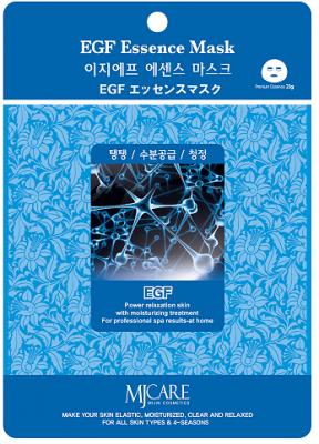 Маска тканевая с EGF Mijin EGF Essence Mask 23г: фото