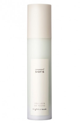 Крем питательный ночной Sioris You Look So Night Cream 50 мл: фото