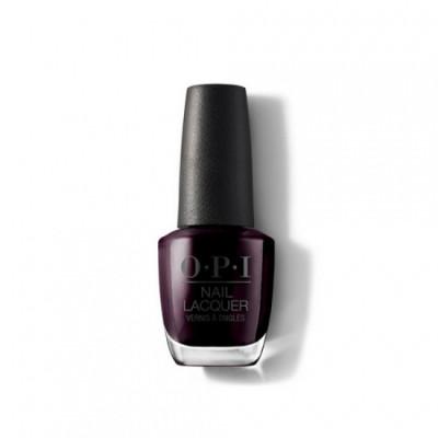 Лак для ногтей OPI CLASSIC Black Cherry Chutney NLI43 15 мл