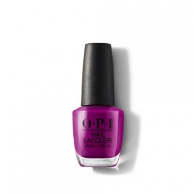 Лак для ногтей OPI CLASSIC Pamplona Purple NLE50 15 мл