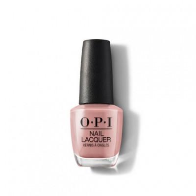 Лак для ногтей OPI CLASSIC Barefoot In Barcelona NLE41 15 мл