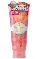Крем-гель очищающий разогревающий с AHA- и BHA-кислотами Meishoku Aha & Bha Hot Cleansing Gel Cream 200 г: фото