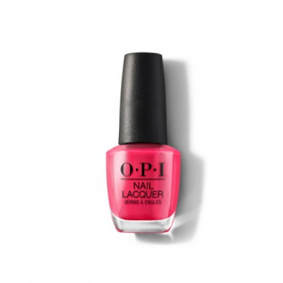 Лак для ногтей OPI CLASSIC Charged Up Cherry NLB35 15 мл
